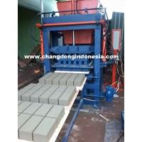 Mesin Cetak Batako / Mesin Paving Block Hydrolik Semi Otomatis