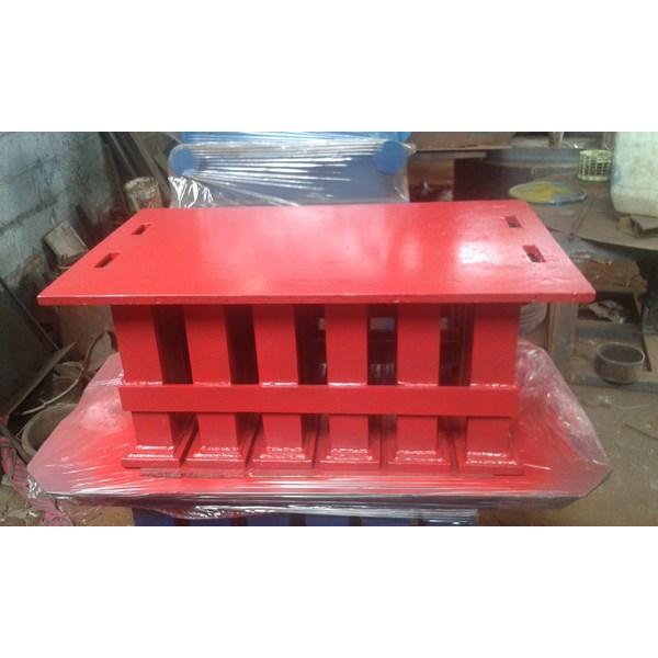Mesin Cetak Batako / Mesin Paving Semi Manual