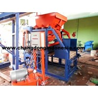 Brick Making Machine / Automatic Hydraulic Paving