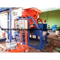 Mesin Cetak Batako / Mesin Paving Hydrolik Otomati