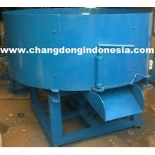 Concrete Mixer Machine and 500 Liter Cement