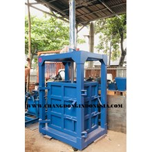 Cardboard Press Machine And Hydraulic Plastic Bott