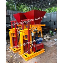 Interlocking Brick Press Machine