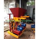 Mesin Cetak Bata Merah Hydrolik Tanpa Bakar 1