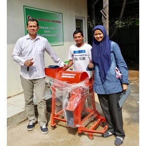 Dari Mesin Pencacah Sampah Organik Mini 0