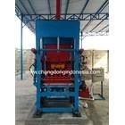 Mesin Cetak Paving Block Dan Batako Semi Otomatis PLTU Pelabuhan Ratu 1