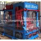 Mesin Cetak Paving block  Dan Batako  Otomatis 3