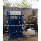 Mesin Paving Block hydrolik 1