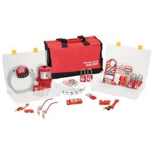 Master Lock 1458E410 Group Lockout Kit Electrical