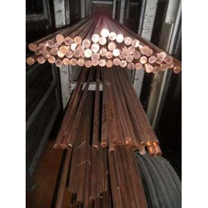 Copper Grounding Rod -  Produk Tembaga dan Kuningan