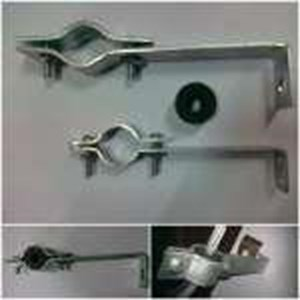 CLAMP CABLE SUPPORT - Produk Tembaga dan Kuningan