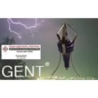 Distributor PENANGKAL PETIR - LIGHTNING PROTECTION GENT R 75 3