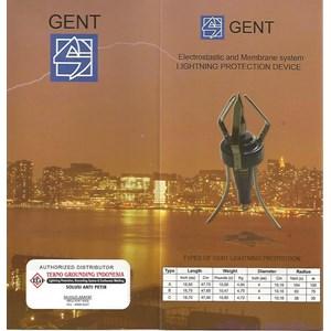PENANGKAL PETIR - LIGHTNING PROTECTION GENT R 75