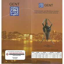 PENANGKAL PETIR - GENT R 150