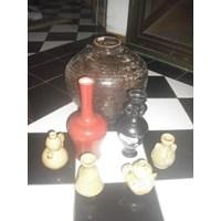 macam macam barang dari keramik dinasti antik