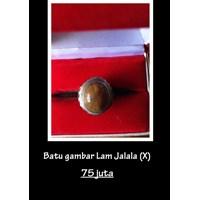 Batu Gambar Lam Jalala (X) 1