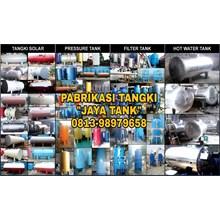 Tangki solar pressure tank filter tank hot water tank