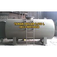 Jual tangki solar 5000 liter tangki bbm 5000 liter tangki solar 5KL