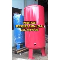 Jual pressure tank 1000 liter air receiver tank 1000 liter water pressure tank 1000 liter  2
