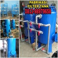 Jual Sand Filter 5 m/jam sand filter 10 m3/jam sand filter 12 m3/jam sand filter 20 m3/jam sand filter 24 m3/jam