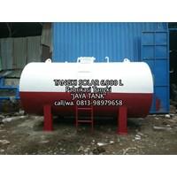 Jual tangki solar 6000 liter tangki bbm 6000 liter