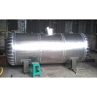 Tangki air panas Hot water tank 1