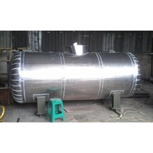 Tangki air panas Hot water tank