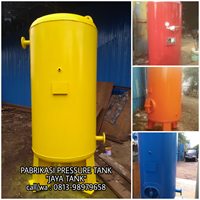 Jual pressure tank 1500 liter air receiver tank 1500 liter water pressure tank 1500 liter