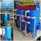 Sand filter 5 m3/j Carbon filter 5 m3/j Filter tank 5 m3/j