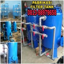Sand filter 10 m3/j Carbon filter 10 m3/j Filter tank 10 m3/j