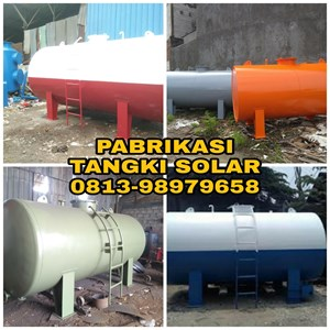 Tangki Solar 50000 liter tangki bbm 50000 liter tangki solar 50 KL