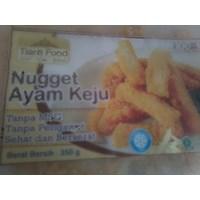 Cheese Chicken Nugget
