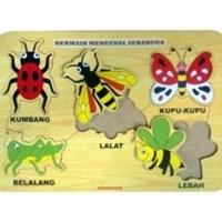Puzzle Serangga 1