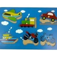 Puzzle Transportasi 1