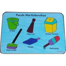 Puzzles Cleaning Equipment