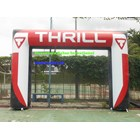 Balon Promosi Model Gapura startfinish run 1
