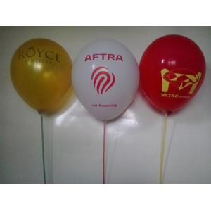Balon print ulang tahun