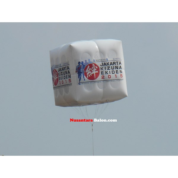 Balon promosi Reklame Iklan