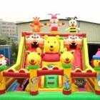 Mainan anak istana balon rumah balon 2