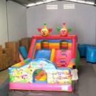 Mainan anak istana balon rumah balon 3