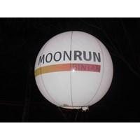 Balon Promosi bentuk bola 1