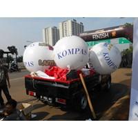 Distributor Balon Promosi bentuk bola 3