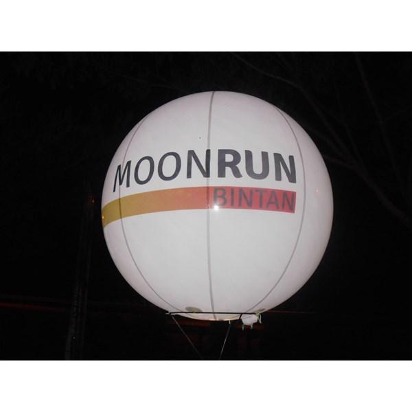 Balon Promosi bentuk bola