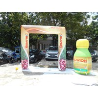Distributor Balon Promosi model botol 3