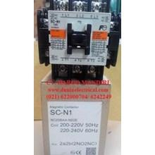 Kontaktor Magnetik Fuji SC-N1