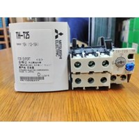 Thermal Overload Relay Fuji  TR-0N 3  Murah 5