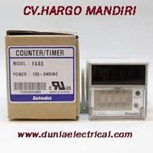 Timers Counter FX4S Autonics