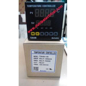 Temperature Switches /  TEMPERATURE CONTROLLER TZN4M-14R AUTONICS