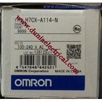 COUNTER OMRON H7CX-A114-N  1