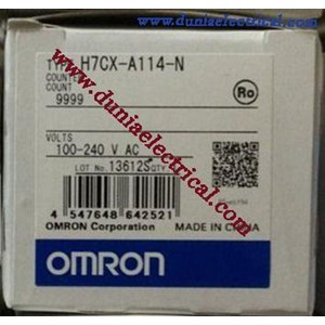 COUNTER OMRON H7CX-A114-N